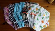 cloth sanitary pads