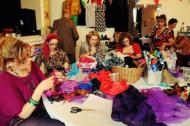 Vintage fascinator workshops