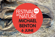 michael benton dinosaur talk festival of nature