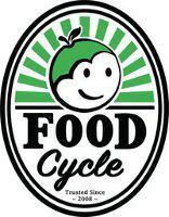 Image result for food cycle bath logo
