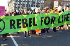 Extinction Rebellion Bath