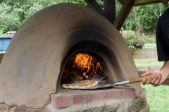 woodfired pizza oven