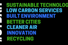 Sustainable Technologies & Low Carbon Services