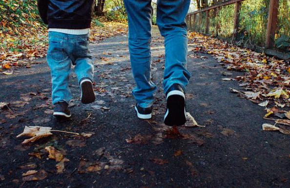 Half term things to do / what to do in half term - walking
