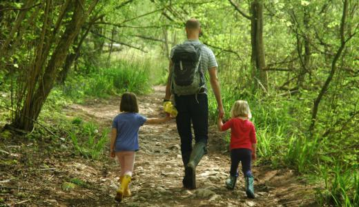 Family stay chew valley holiday school summer wildlife nature adventure