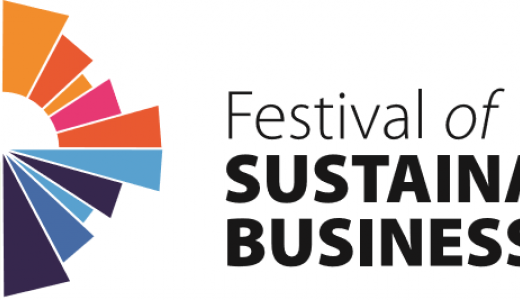 Festival of Sustainable Business Logo