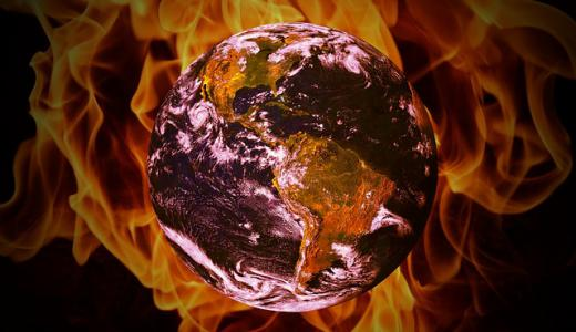 Climate change news - 2017 2nd hottest year on record