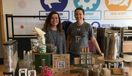 Bristol first plastic-free shop