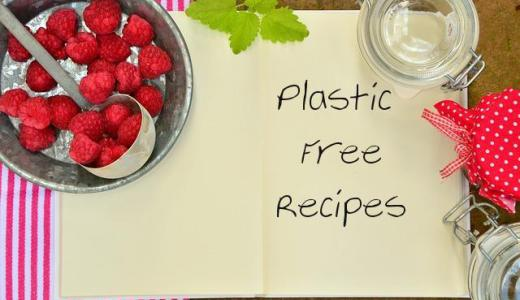 Our super simple zero waste and plastic free recipes